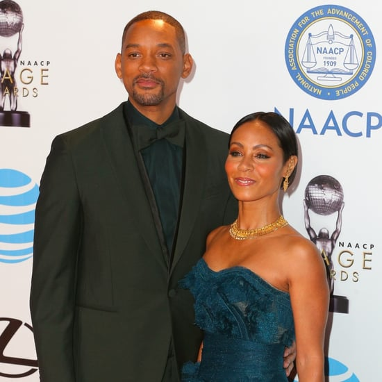 Will and Jada Pinkett Smith at the NAACP Image Awards 2016