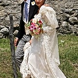Margherita Missoni Marries in Giambattista Valli Gown