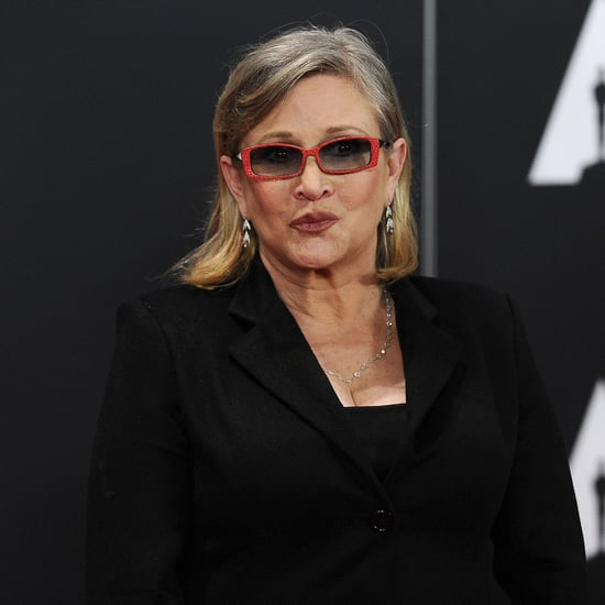 Carrie Fisher Was Working on a Wishful Drinking Sequel