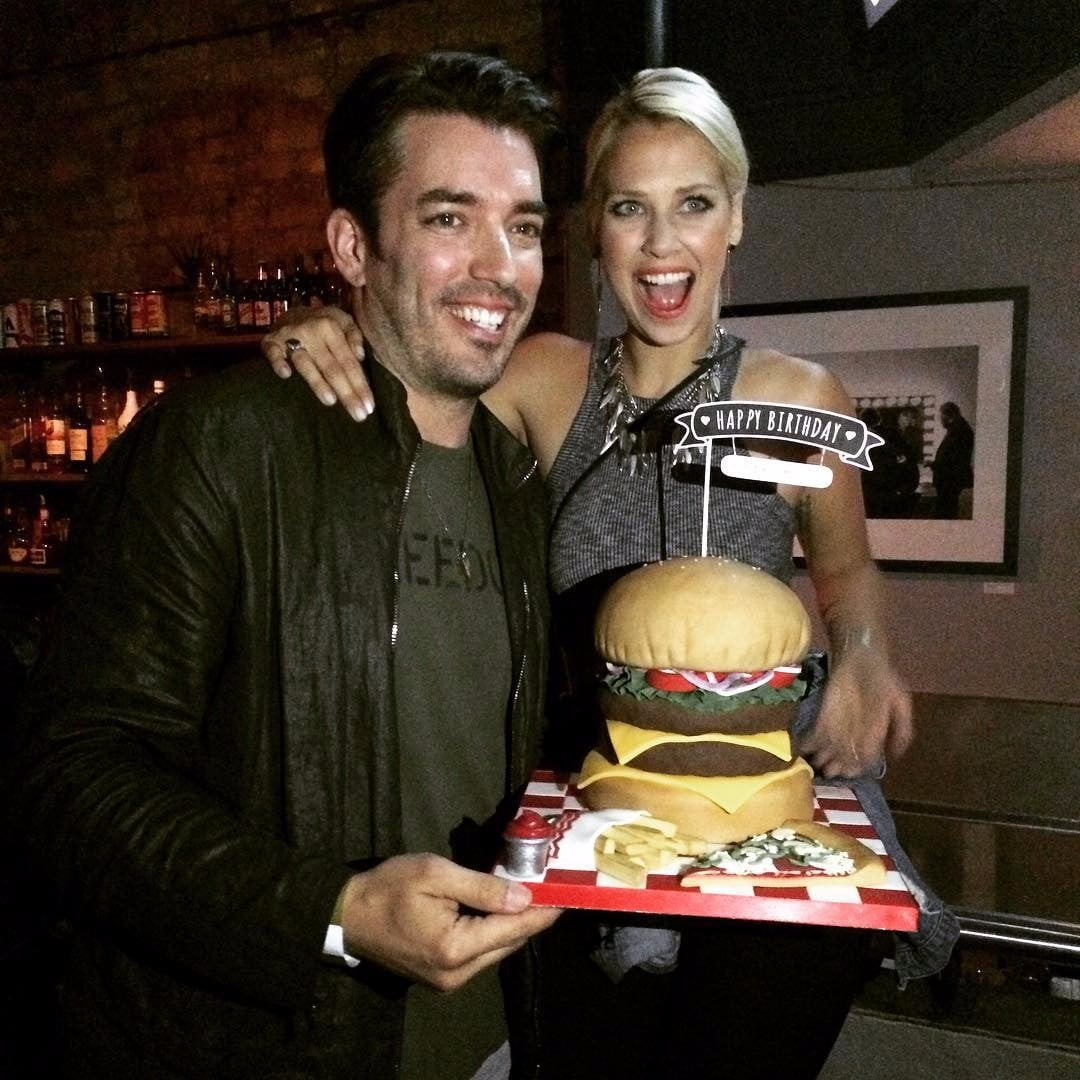 Jonathan Scott Surprises Girlfriend For Her Birthday
