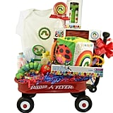 The Very Hungry Caterpillar Radio Flyer Gift Basket