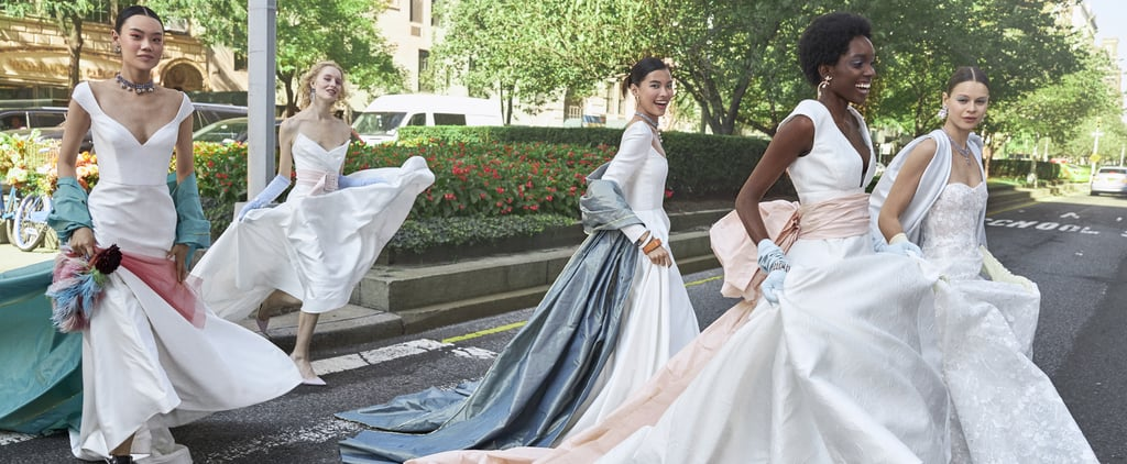 New Wedding Dress Trends For the Fall 2020 Bride