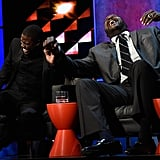Kevin Hart and Shaquille O'Neal