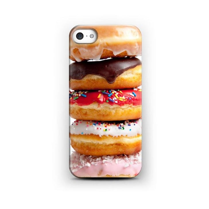 Just try not to salivate whenever you look down at this doughnut case ($41).