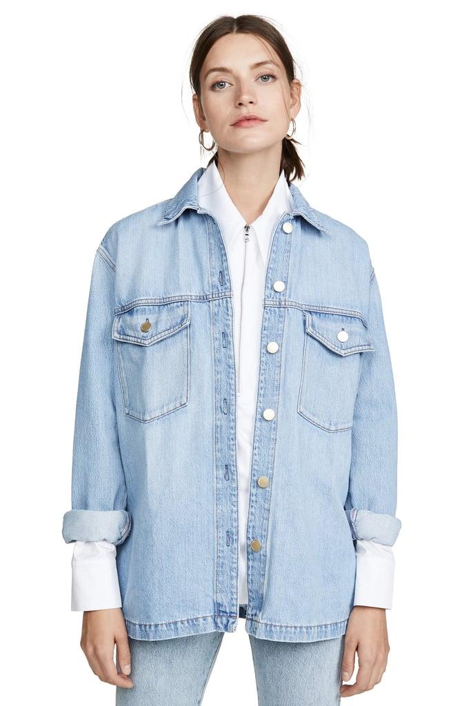 Nobody Denim Archer Shirt Jacket