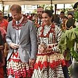 Day 11: In Nuku'alo, Tonga