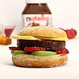 Nutella Burgers