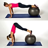 Ball Pike-to-Plank