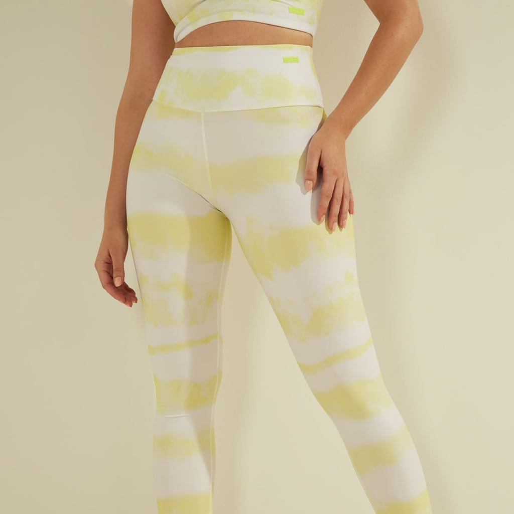 Guess Printed Compression Leggings Review
