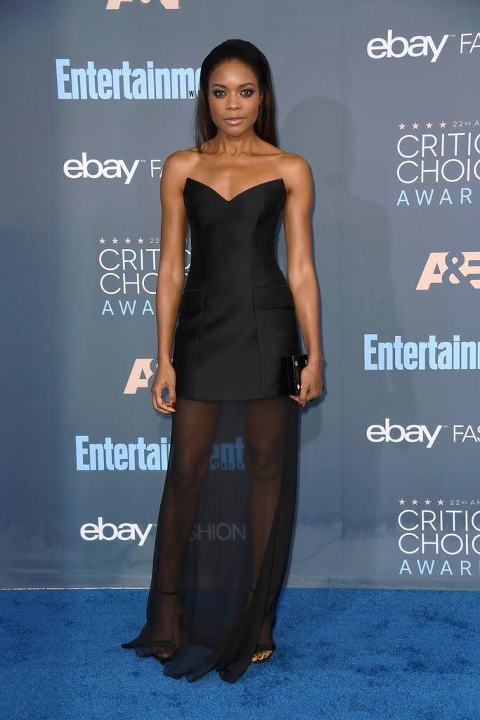 Critics Choice Awards Red Carpet Dresses 2016 Popsugar