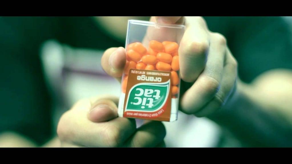 Eating Tic Tacs