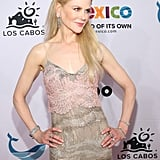 November: She Received Major Praise at the Los Cabos International Film Festival