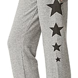 Hang out at home and still be on trend in these Sundry Side Stars Sweatpants ($127).