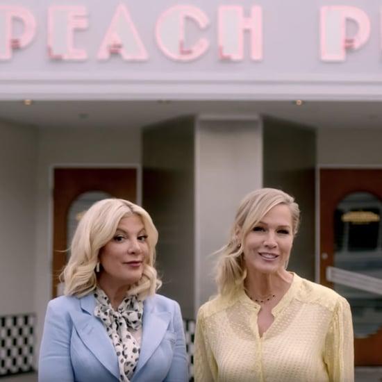 The Peach Pit Pop Up