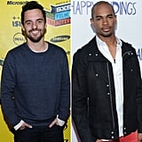 Jake Johnson and Damon Wayans Jr. will be in Let's Be Cops, a buddy cop comedy.