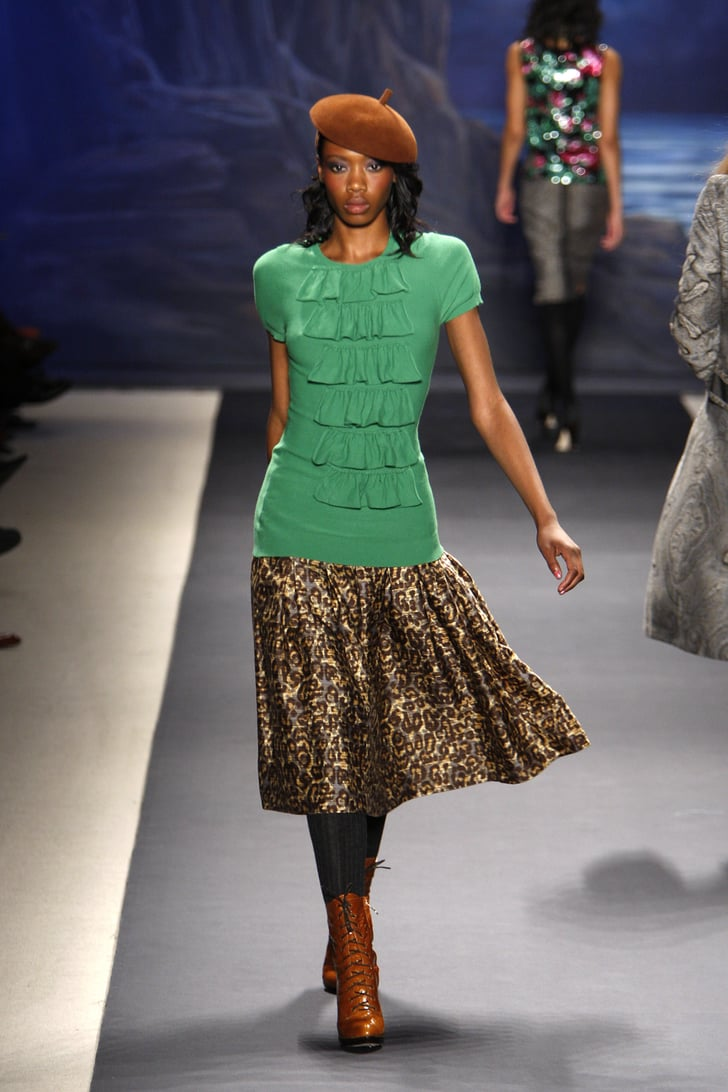 New York Fashion Week, Fall 2008: Tracy Reese