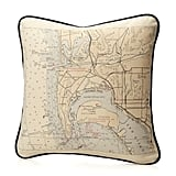 For the Grandparent With Hometown Pride to Spare: Heather Jernegan Custom Map Pillow