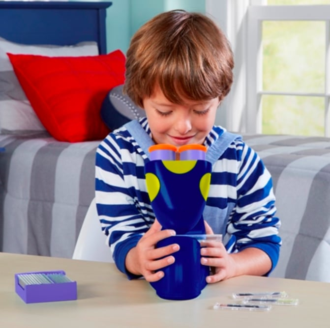 For 5-Year-Olds: Educational Insights GeoSafari Jr. Talking Microscope