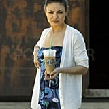 """Mila """"Sweet Lips"""" Kunis Takes a Bite Out of Her Latest Project"""