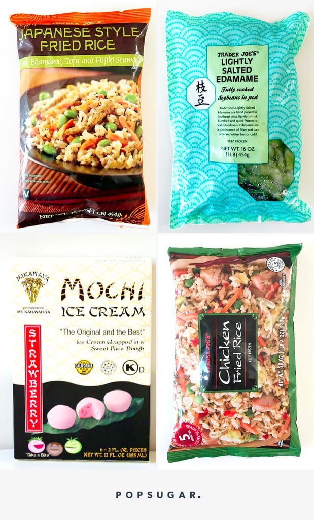 Best Frozen Japanese Foods From Trader Joe's