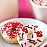 Valentine's Day Mini Doughnuts