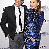Kenneth Cole and Jennifer Lopez