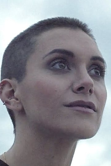 Alyson Stoner Shaved Hair 2019