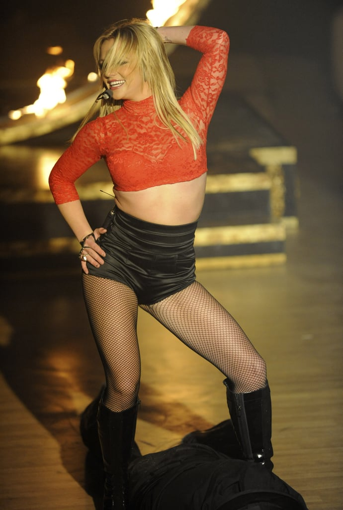 Britney Spears on Good Morning America