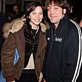 Maggie and Javier, 2003