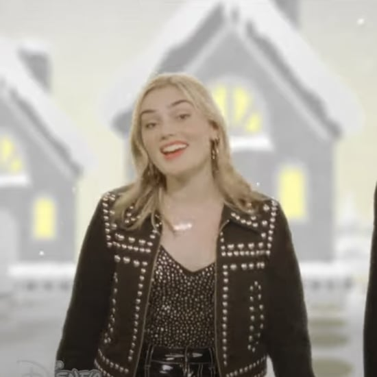 "Meg Donnelly Performs ""Joy to the World"""