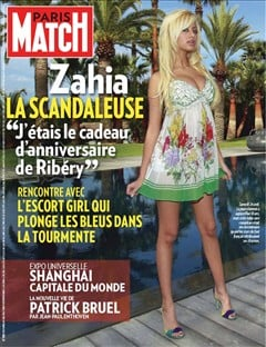 Prostitute Who Slept With French Soccer Players Gives Interview