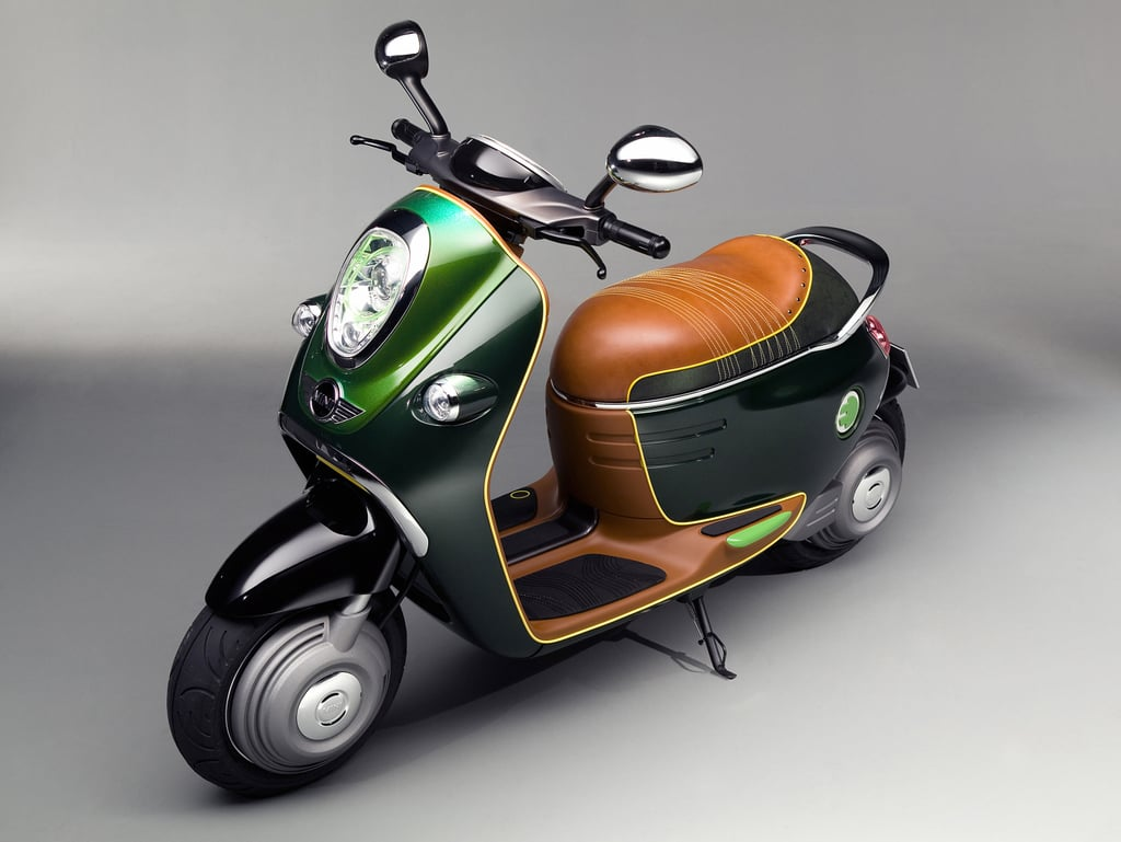 Photos of the Mini Scooter