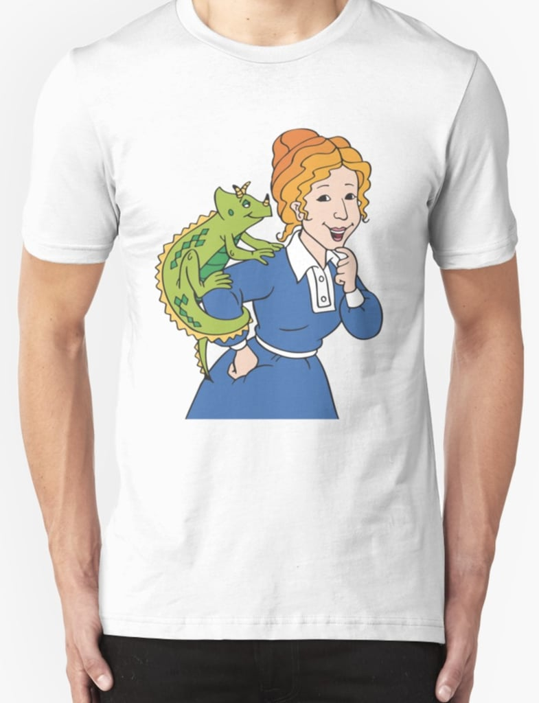 Frizzle T-Shirt ($20)