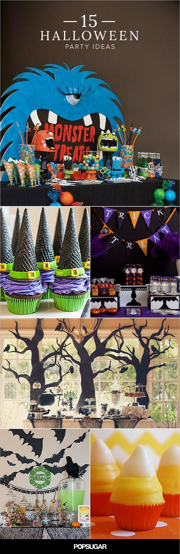 kid friendly halloween party ideas popsugar moms photo 16. Black Bedroom Furniture Sets. Home Design Ideas