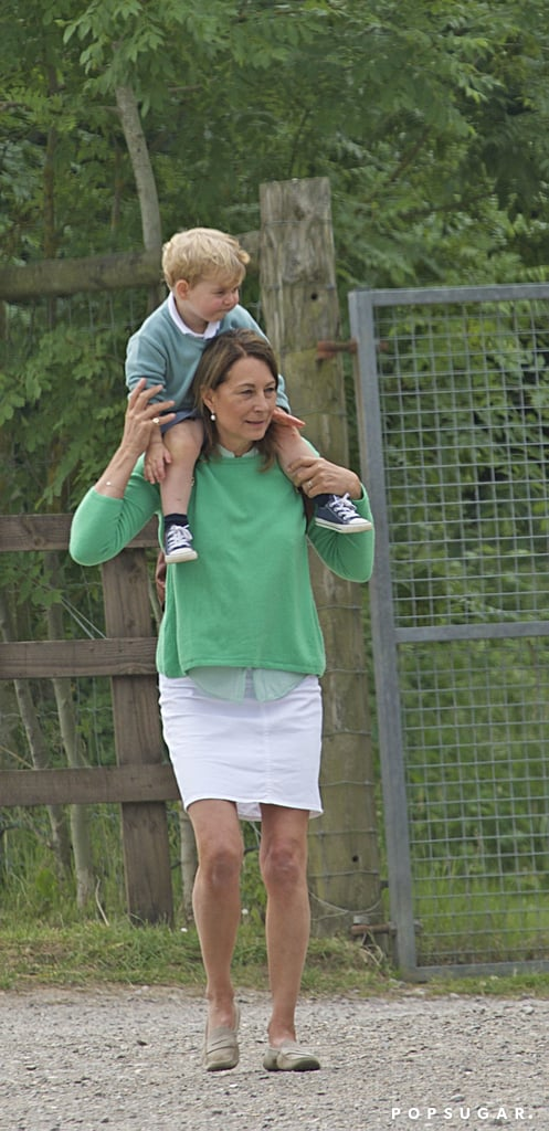 See Prince William's cutest dad moments!