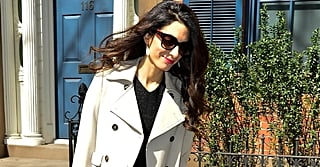 Hello, Amal Clooney's Shoes, as Bruno Mars Would Say,
