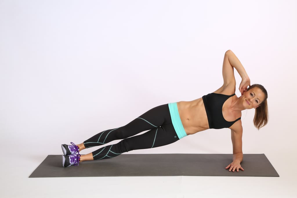 Circuit Three: Side Plank