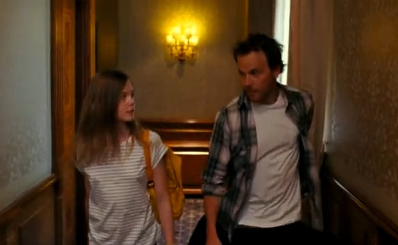 Somewhere Movie Trailer Directed by Sofia Coppola and Starring Stephen Dorff and Elle Fanning