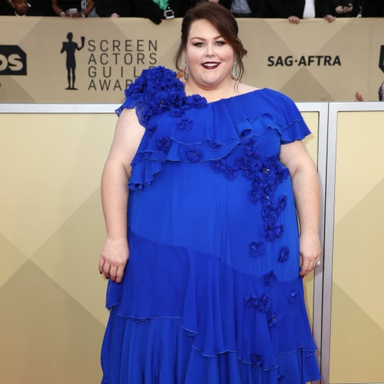 Chrissy Metz Quotes About Her Childhood March 2018
