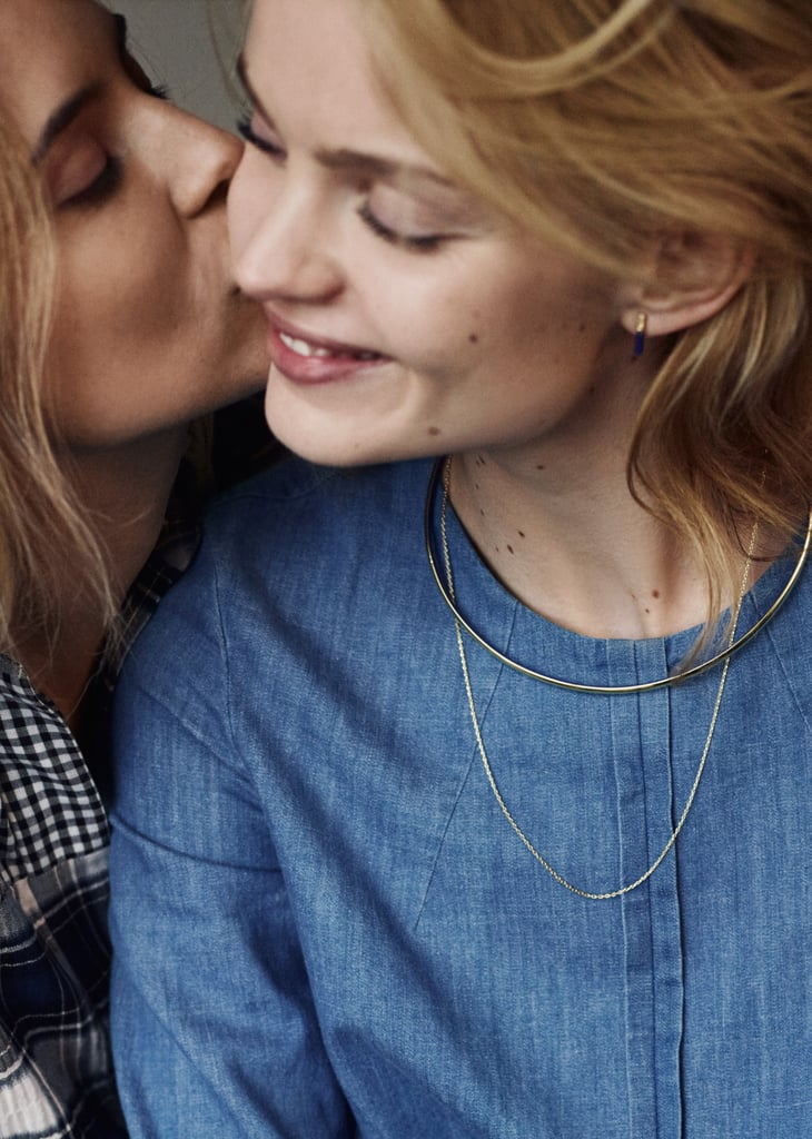 & Other Stories Campaign With Same-Sex Couple
