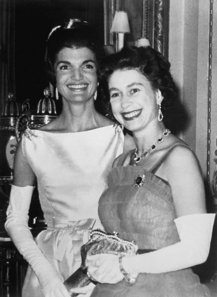 John And Jackie Kennedy: JFK And Jackie Kennedy Dinner On The Crown