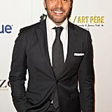 Jeremy Piven at the second annual Art Mere/Art Pere Night at Smashbox West Hollywood.
