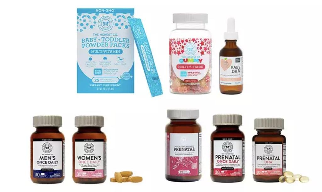 Honest Company Wellness Bundle