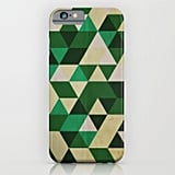 Geometric Patterns Phone Case ($35)