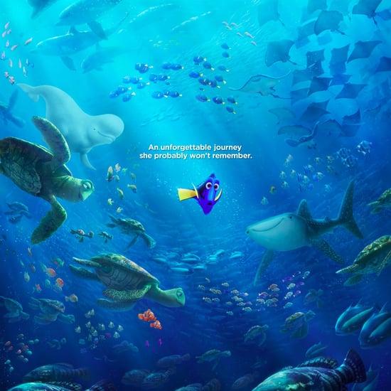 Disney Finding Dory Honest Trailer 2016