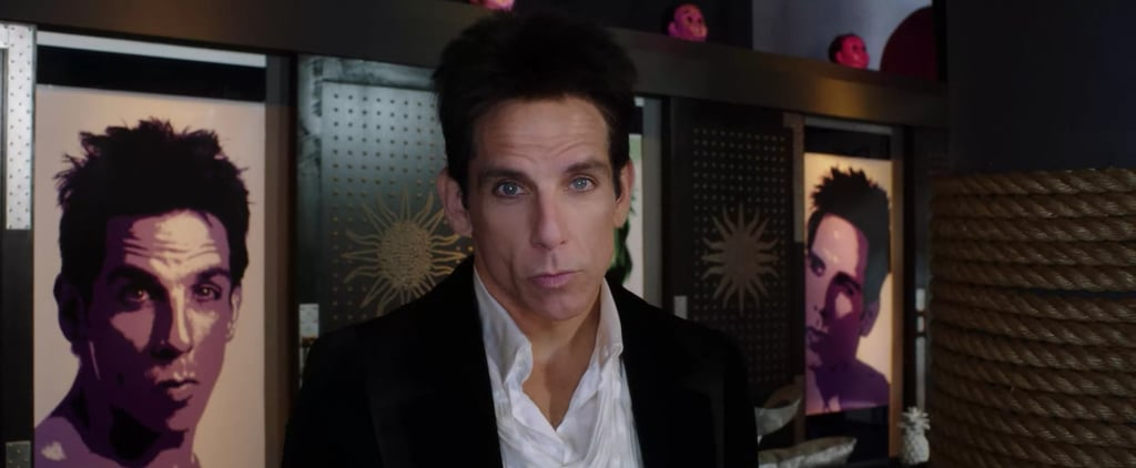 Derek Zoolander's 73 Questions Video