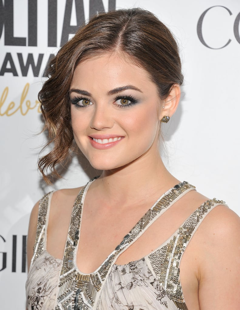 2012 Cosmopolitan Fun Fearless Men And Women Lucy Hale S