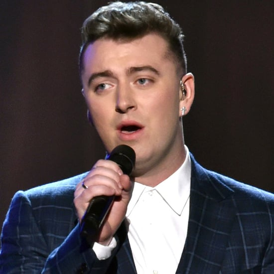 Sam Smith Records the Spectre Theme Song