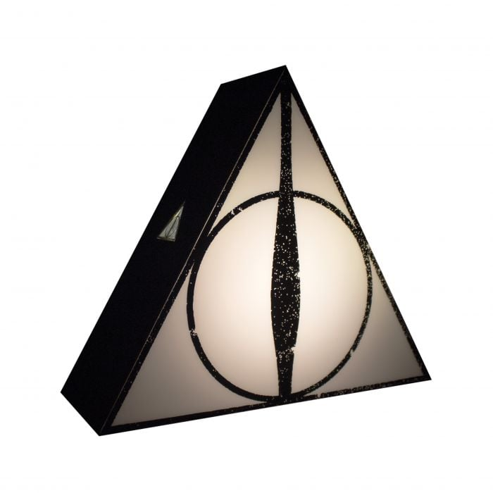 Harry Potter We Three Brothers Deathly Hallows Light