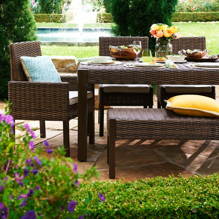 Memorial Day Furniture Sale 2014: Echo Beach Latte Dining Collection